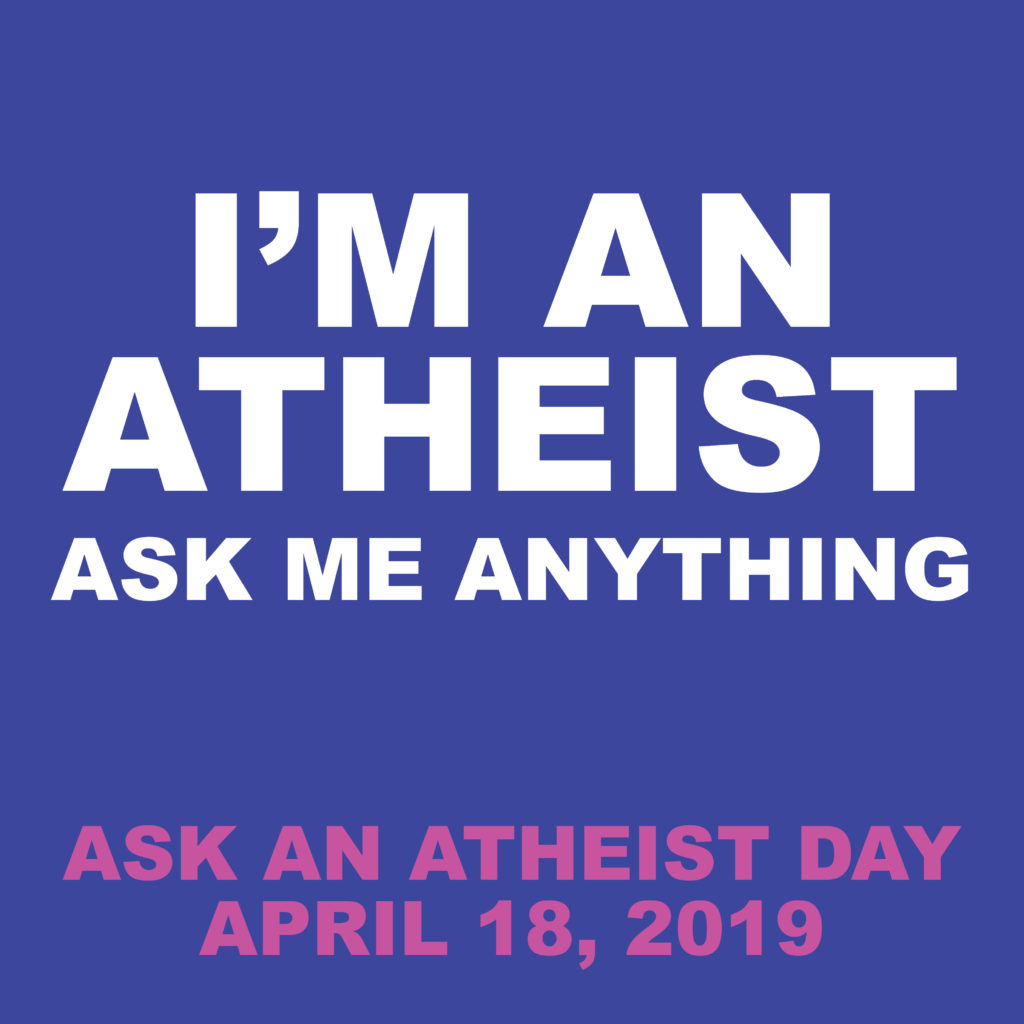 Ask Atheist - Facebook Profile S2019
