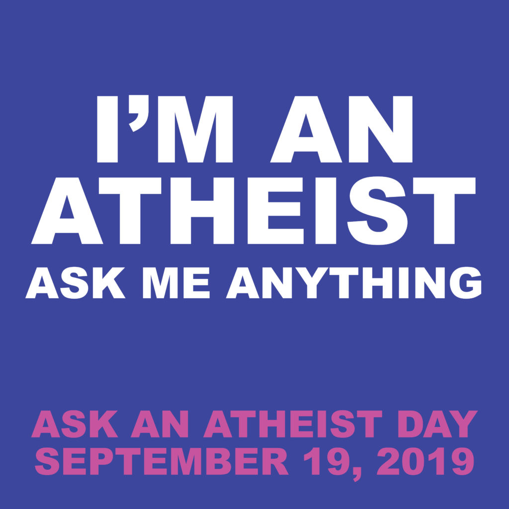 Ask Atheist Facebook Profile Image Sept2019