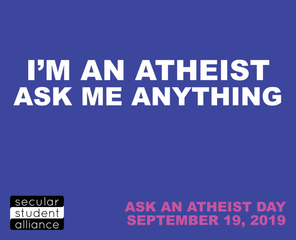Ask Atheists Facebook Image Sept2019