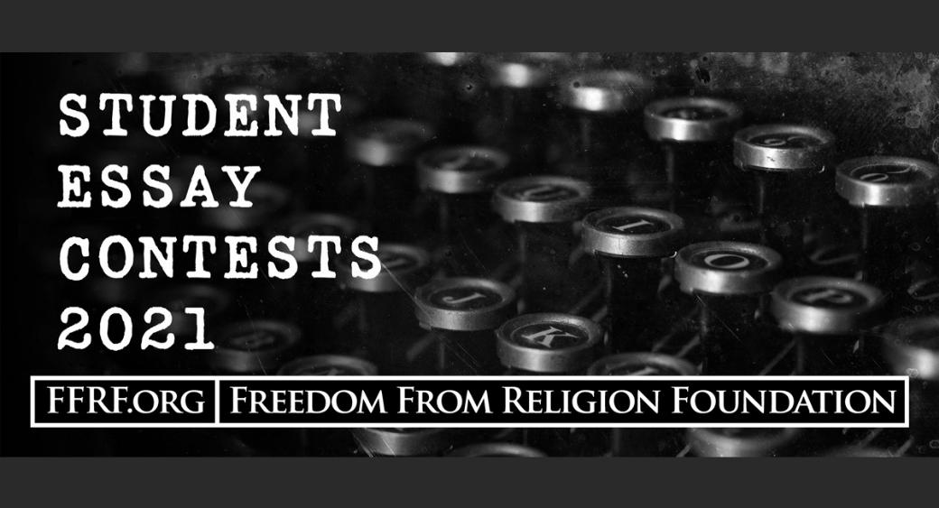 FFRF Essay Contests